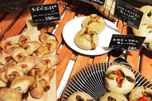 ishigaki laboのパン