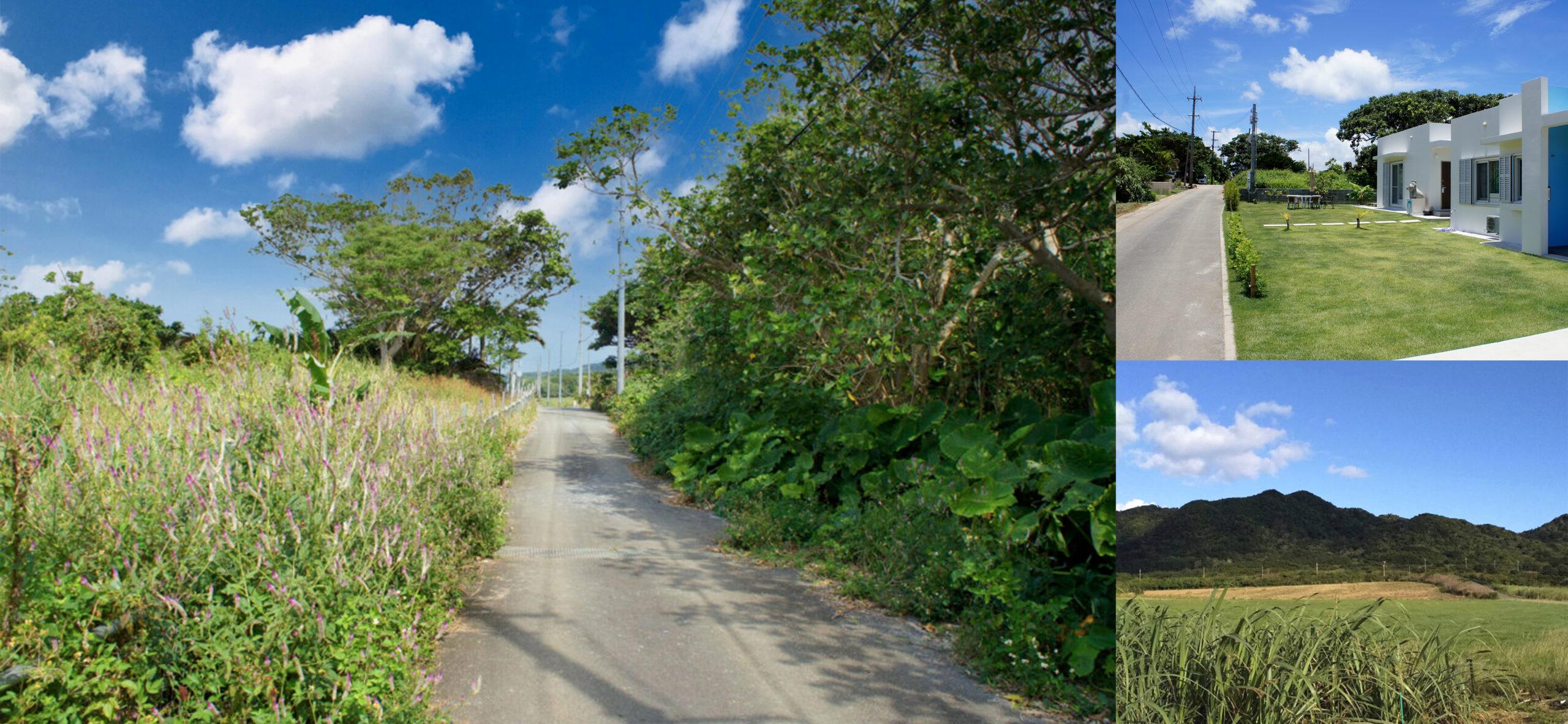 Northern part of Ishigaki-Island