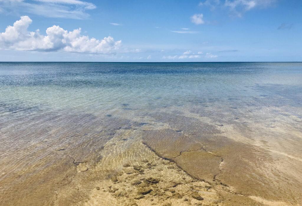あちみぃん(achimiin)近くのビーチ